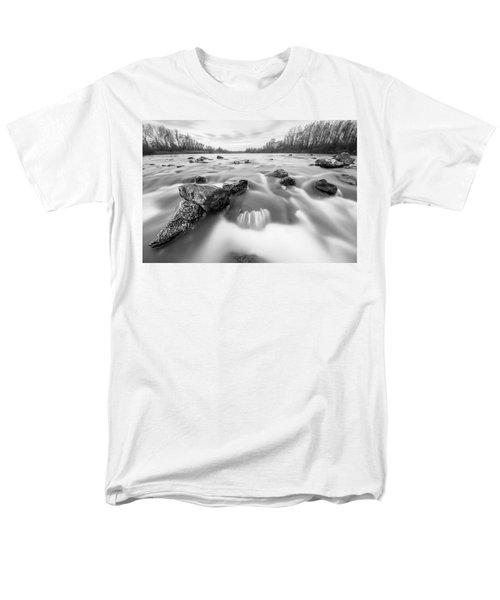 Men's T-Shirt  (Regular Fit) featuring the photograph 25. December by Davorin Mance
