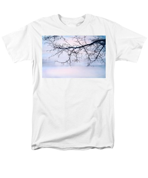A Breathing Too Quiet To Hear Men's T-Shirt  (Regular Fit) by Theresa Tahara