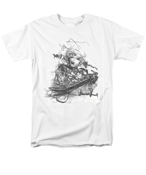 A Great Musician Men's T-Shirt  (Regular Fit) by Laurie L
