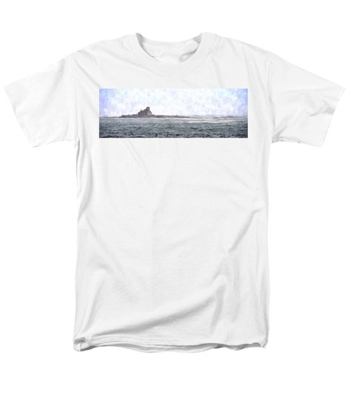 Abandoned Dreams Abwc Men's T-Shirt  (Regular Fit) by Jim Brage