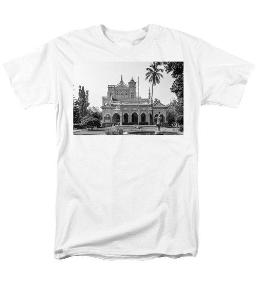 Aga Khan Palace Men's T-Shirt  (Regular Fit) by Kiran Joshi