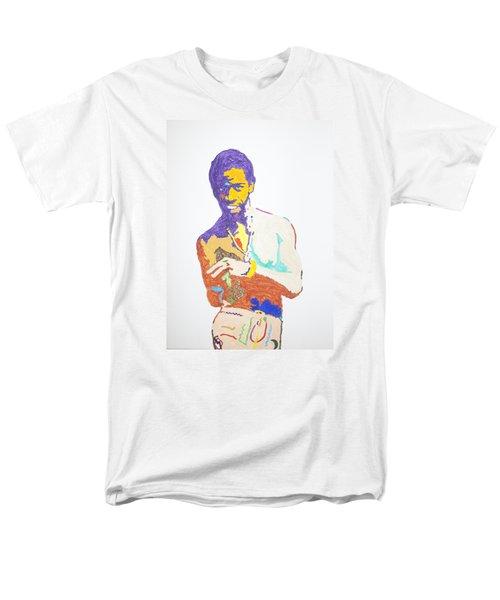 Al Green Men's T-Shirt  (Regular Fit) by Stormm Bradshaw