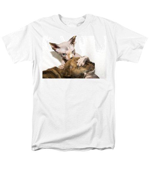 Alien Abduction Men's T-Shirt  (Regular Fit)
