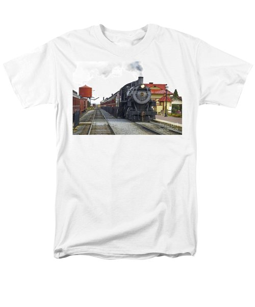 All Aboard Men's T-Shirt  (Regular Fit) by Paul W Faust -  Impressions of Light