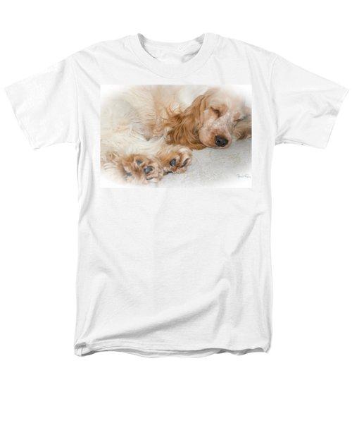 All Feet And Ears Men's T-Shirt  (Regular Fit) by Susan Molnar