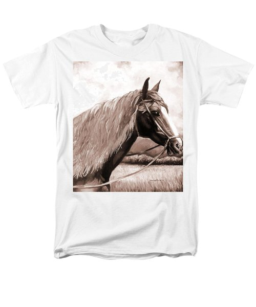 American Beauty Antique Men's T-Shirt  (Regular Fit) by Shana Rowe Jackson