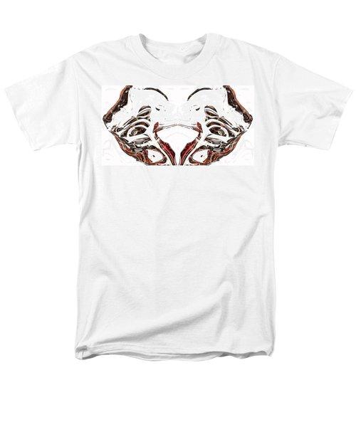 Men's T-Shirt  (Regular Fit) featuring the digital art Androidinous by Richard Thomas