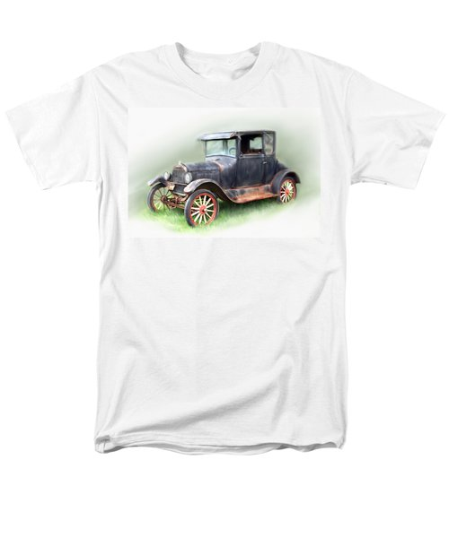 Antique Car Men's T-Shirt  (Regular Fit) by Bonnie Willis