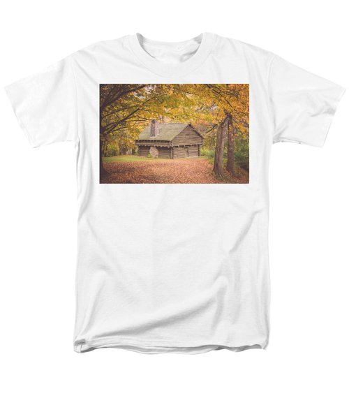 Autumn Retreat Men's T-Shirt  (Regular Fit)