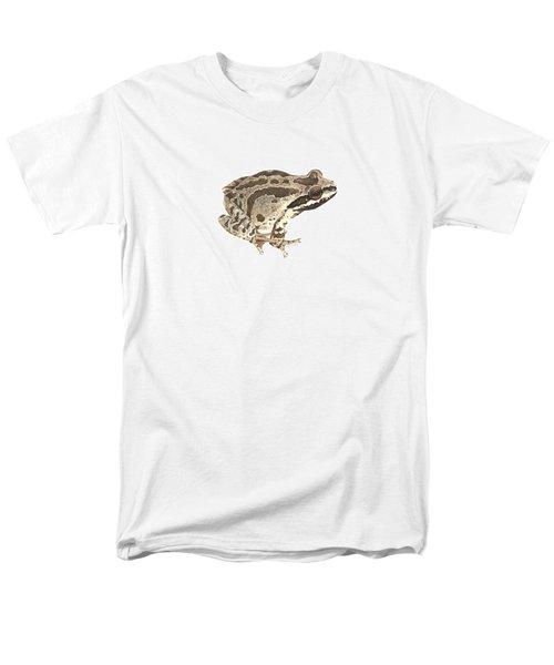 Baja California Treefrog Men's T-Shirt  (Regular Fit) by Cindy Hitchcock