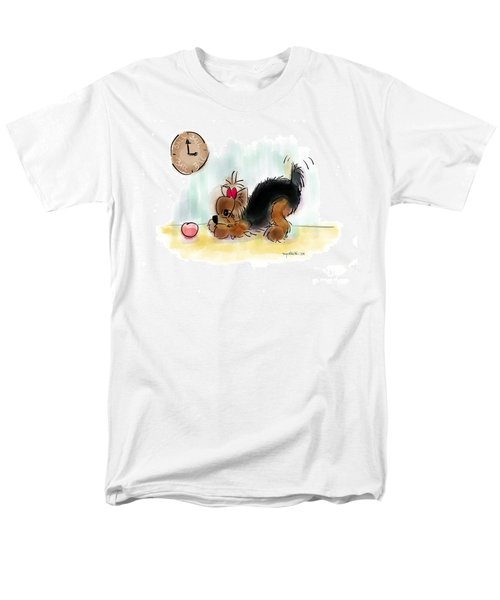 Ball Time Men's T-Shirt  (Regular Fit) by Catia Cho