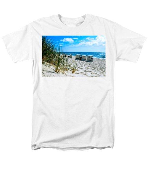 Behind The Dunes -light Men's T-Shirt  (Regular Fit) by Hannes Cmarits