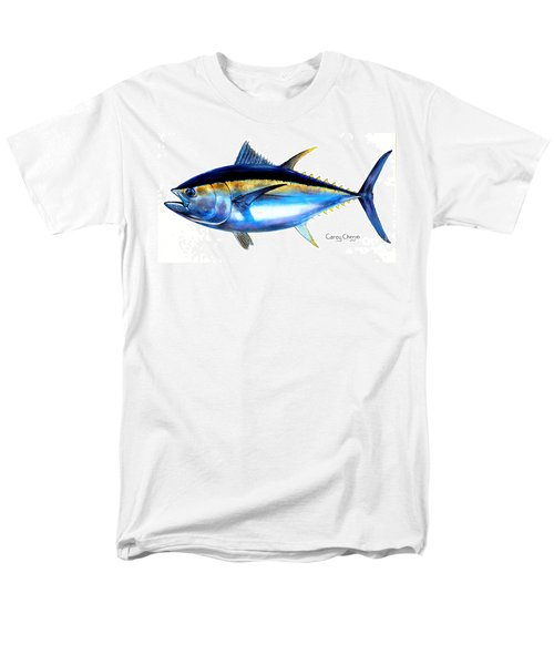 Big Eye Tuna Men's T-Shirt  (Regular Fit) by Carey Chen