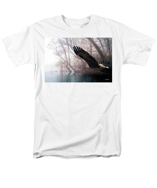 Bilbow's Eagle Men's T-Shirt  (Regular Fit) by Bill Stephens