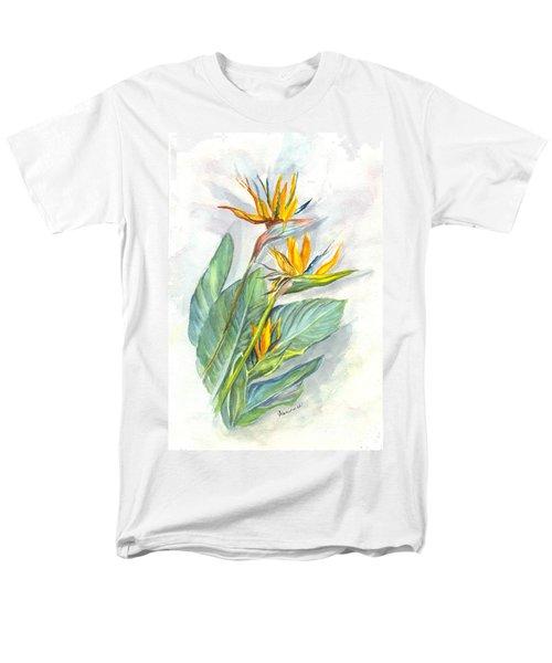 Bird Of Paradise Men's T-Shirt  (Regular Fit) by Carol Wisniewski