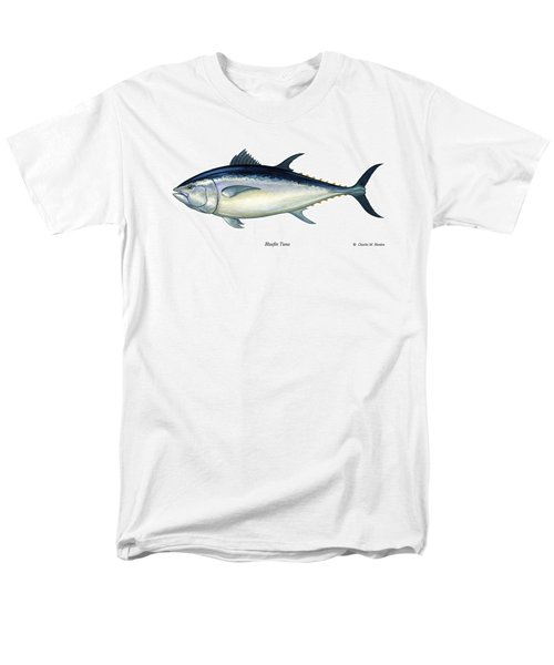 Bluefin Tuna Men's T-Shirt  (Regular Fit) by Charles Harden