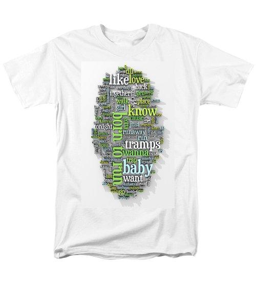 Born To Run Men's T-Shirt  (Regular Fit) by Scott Norris
