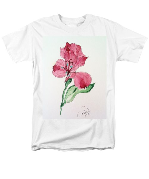 Botanical Work Men's T-Shirt  (Regular Fit)
