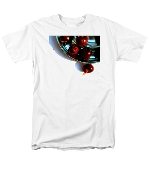 Bowl Of Cherries Men's T-Shirt  (Regular Fit) by Tracy Male