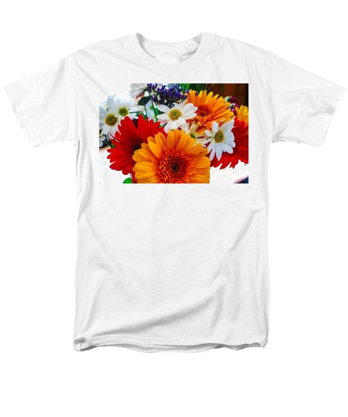 Bright Men's T-Shirt  (Regular Fit) by Angela J Wright