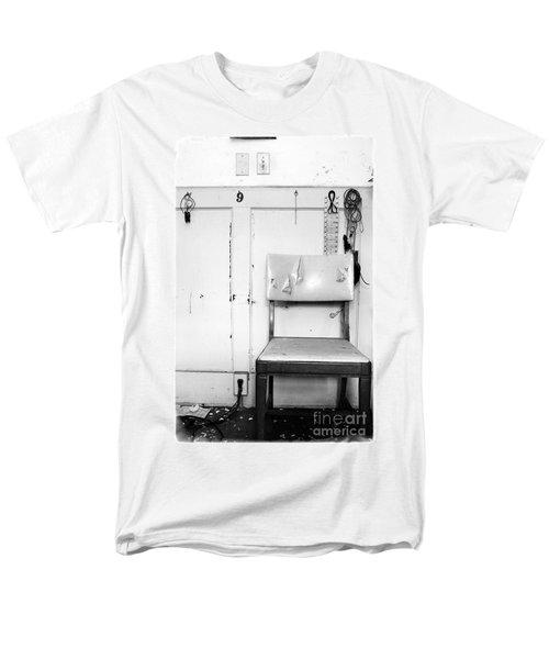 Broken Chair Men's T-Shirt  (Regular Fit) by Carsten Reisinger