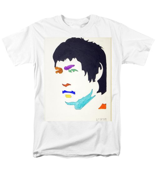 Men's T-Shirt  (Regular Fit) featuring the  Bruce Lee by Stormm Bradshaw