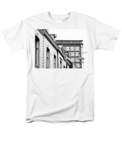 Men's T-Shirt  (Regular Fit) featuring the photograph Buildings In Maastricht by Nick  Biemans