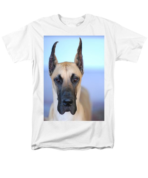 Men's T-Shirt  (Regular Fit) featuring the photograph Cappy by Lisa Phillips
