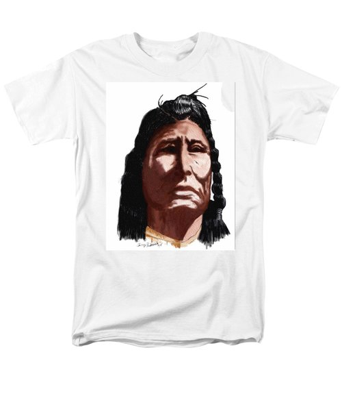 Chief Men's T-Shirt  (Regular Fit) by Terry Frederick