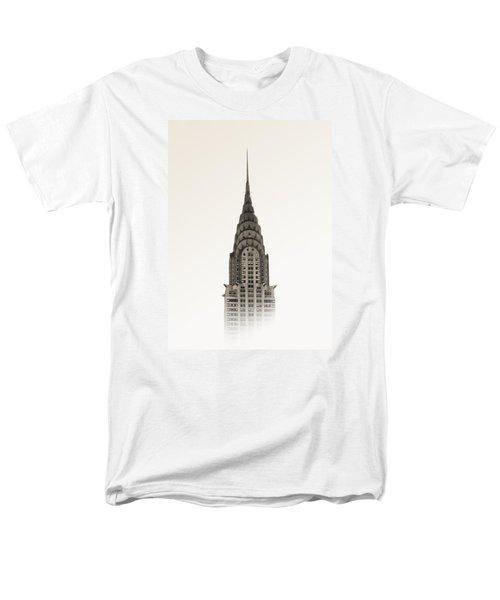 Chrysler Building - Nyc Men's T-Shirt  (Regular Fit) by Nicklas Gustafsson
