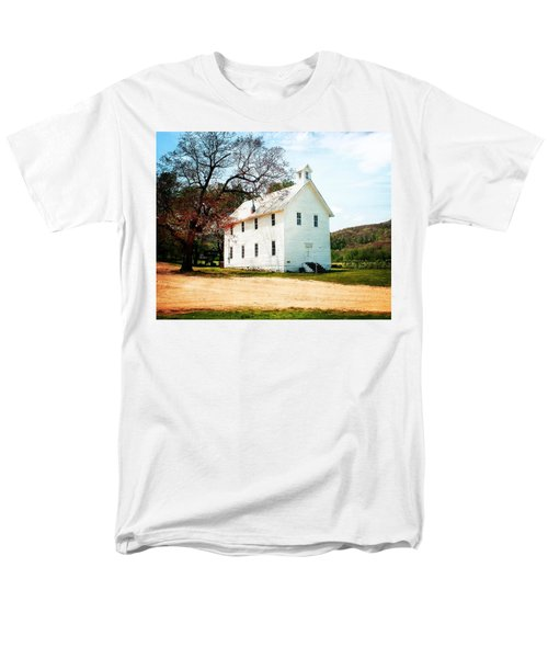 Men's T-Shirt  (Regular Fit) featuring the photograph Church At Boxley by Marty Koch