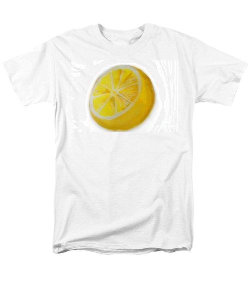 Men's T-Shirt  (Regular Fit) featuring the painting Citrus by Marisela Mungia