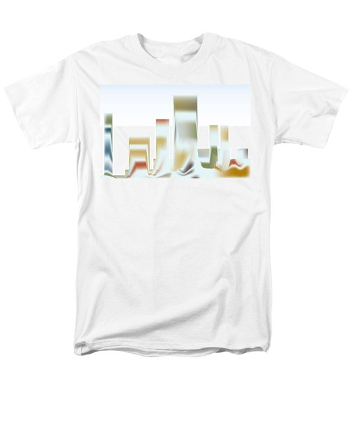 City Mesa Men's T-Shirt  (Regular Fit) by Kevin McLaughlin