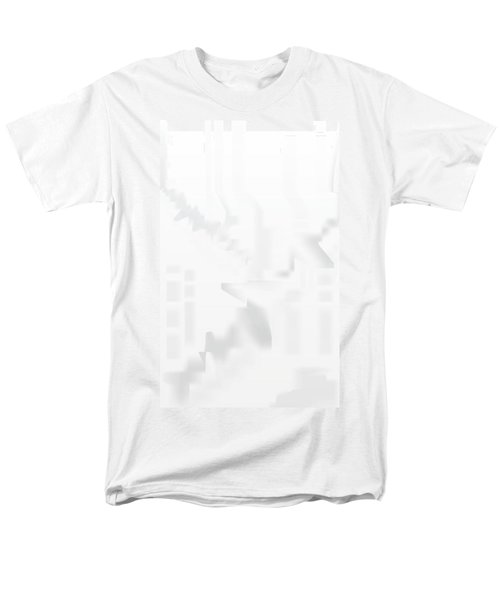 City Stair Men's T-Shirt  (Regular Fit) by Kevin McLaughlin