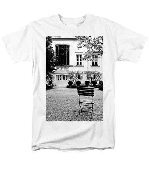Classic Paris Men's T-Shirt  (Regular Fit) by Lana Enderle