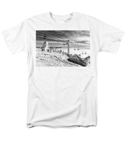 Cloud Lift Men's T-Shirt  (Regular Fit)