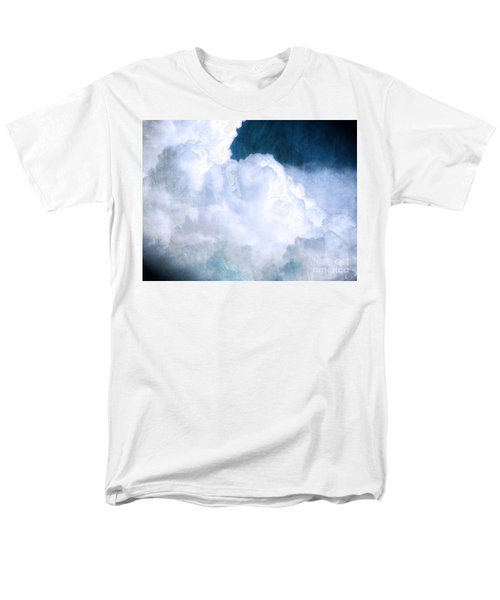 Clouds And Ice Men's T-Shirt  (Regular Fit) by Roselynne Broussard