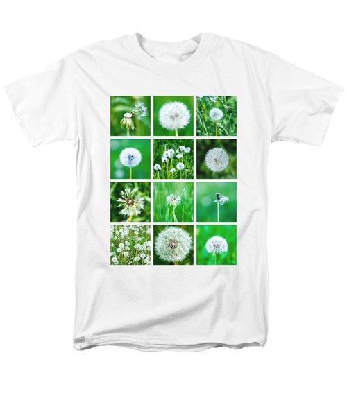 Collage June - Featured 3 Men's T-Shirt  (Regular Fit) by Alexander Senin
