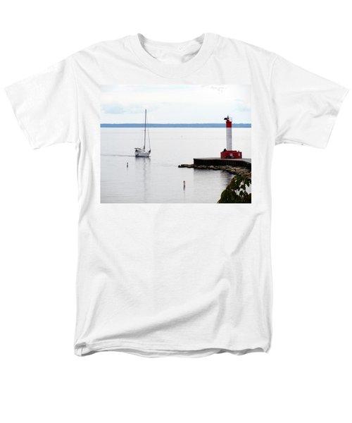 Coming Home  Men's T-Shirt  (Regular Fit) by Laurel Best