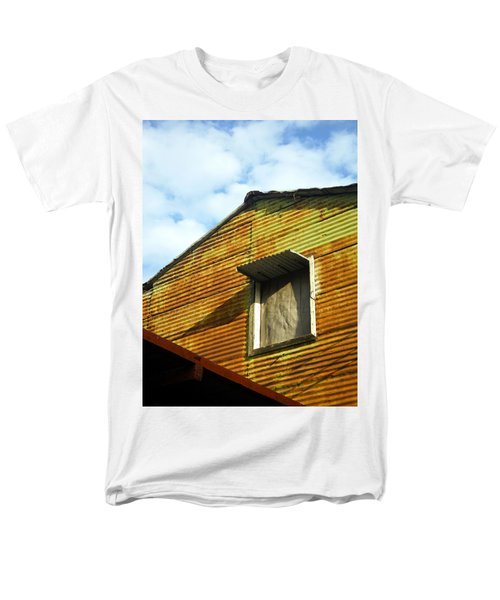 Men's T-Shirt  (Regular Fit) featuring the photograph Conventillo by Silvia Bruno