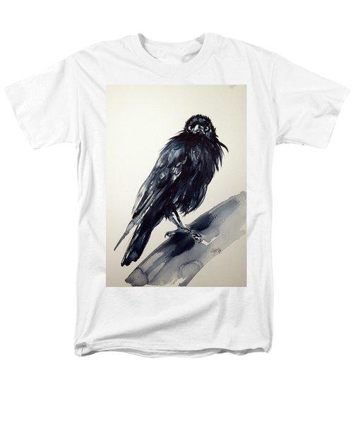 Crow Men's T-Shirt  (Regular Fit)