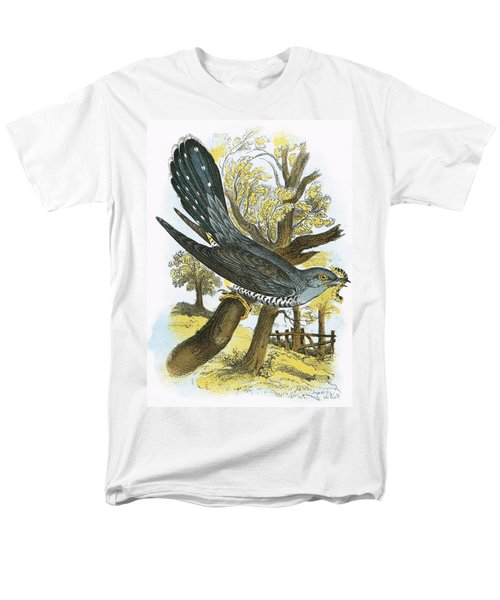 Cuckoo Men's T-Shirt  (Regular Fit) by English School