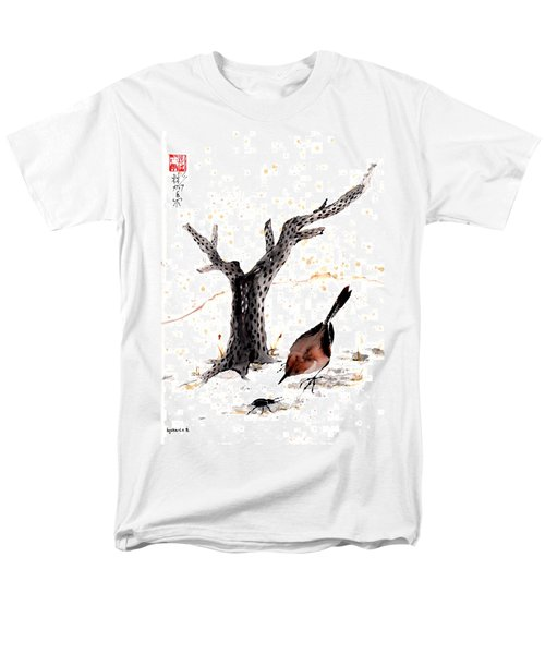 Cycles Of Life Men's T-Shirt  (Regular Fit) by Bill Searle