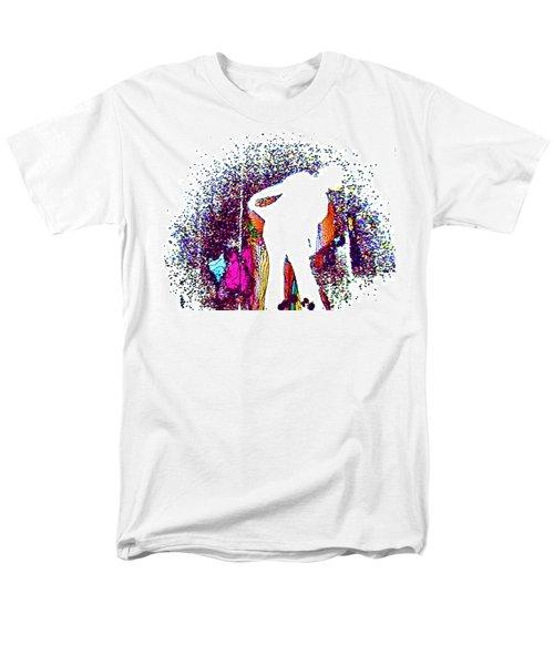 Dance With Me Men's T-Shirt  (Regular Fit) by David Mckinney