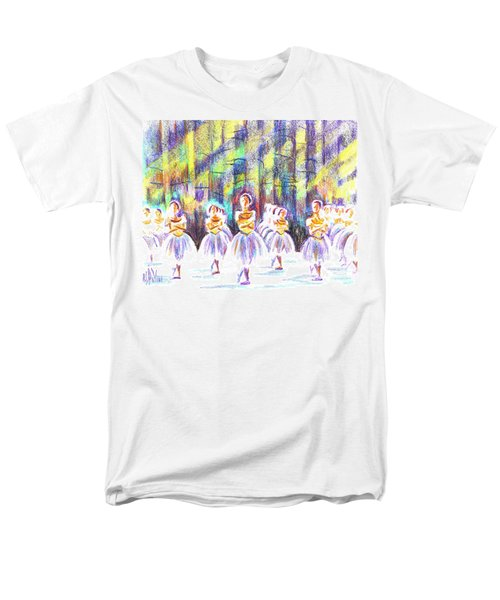 Dancers In The Forest Men's T-Shirt  (Regular Fit)