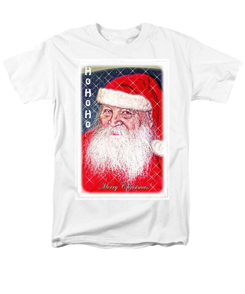 Darius Merry Christmas Men's T-Shirt  (Regular Fit) by Randall Branham
