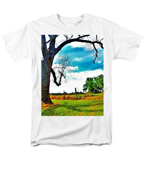 Men's T-Shirt  (Regular Fit) featuring the photograph Daydreamer by Faith Williams