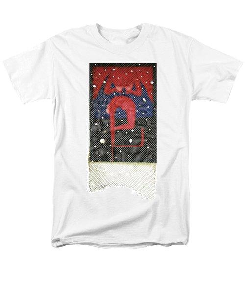 Men's T-Shirt  (Regular Fit) featuring the painting De Ja Vu_sold by Fei A