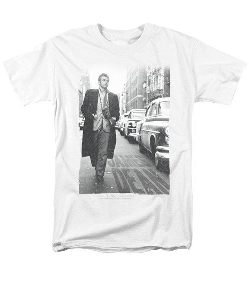 Dean - On The Street Men's T-Shirt  (Regular Fit) by Brand A