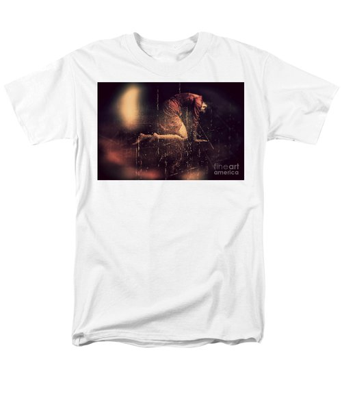 Defeated Men's T-Shirt  (Regular Fit) by Jessica Shelton